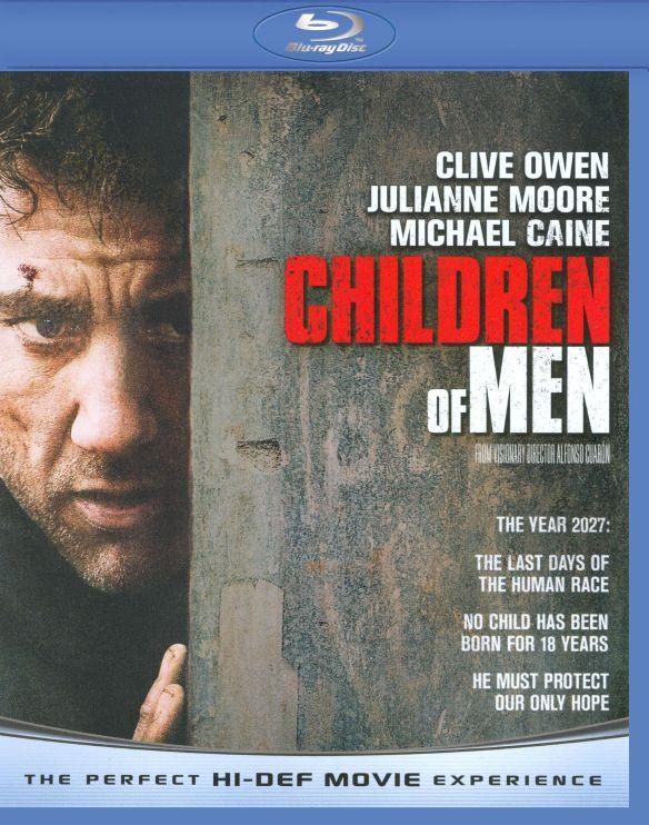 Children of Men [With Movie Cash] [Blu-ray] [2006] 19290673