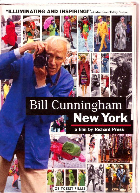 Bill Cunningham New York [DVD] [2010] 19292644
