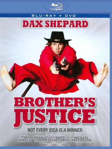 Brother's Justice [Blu-ray] [2010] 19301716