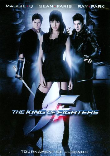 The King of Fighters [DVD] [2010] 19302851