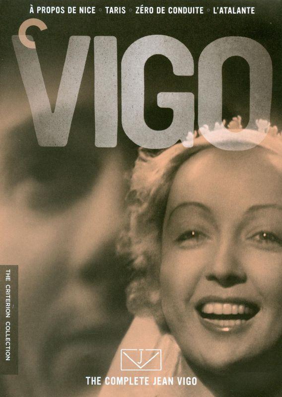 The Complete Jean Vigo [Criterion Collection] [2 Discs] [DVD] 19307829