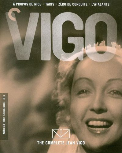 The Complete Jean Vigo [Criterion Collection] [2 Discs] [Blu-ray] 19307938