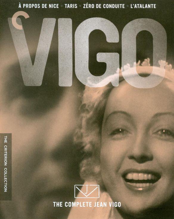 The Complete Jean Vigo [Criterion Collection] [2 Discs] [Blu-ray] 19307938