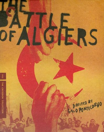 The Battle of Algiers [Criterion Collection] [2 Discs] [Blu-ray] [1966] 19308115