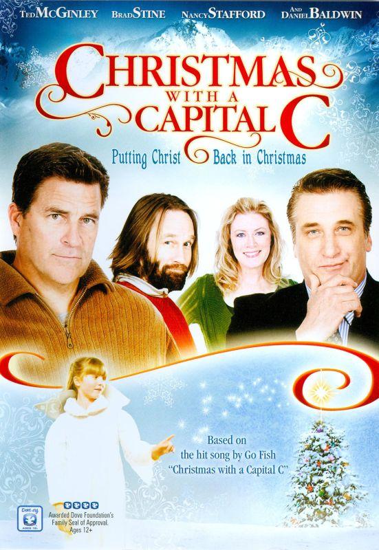 Christmas with a Capital C [DVD] [2010] 19309618