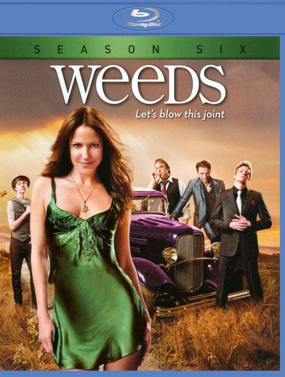 Weeds: Season Six [2 Discs] [Blu-ray] 1931114