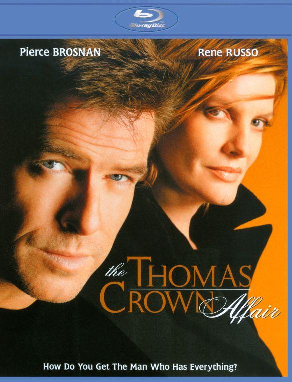 The Thomas Crown Affair [Blu-ray] [1999] 1931202