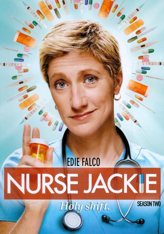 Nurse Jackie: Season 2 [3 Discs] [DVD] 1931327