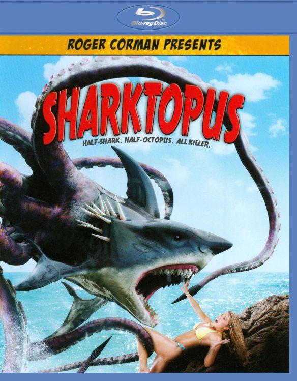 Sharktopus [Blu-ray] [2010] 1931423
