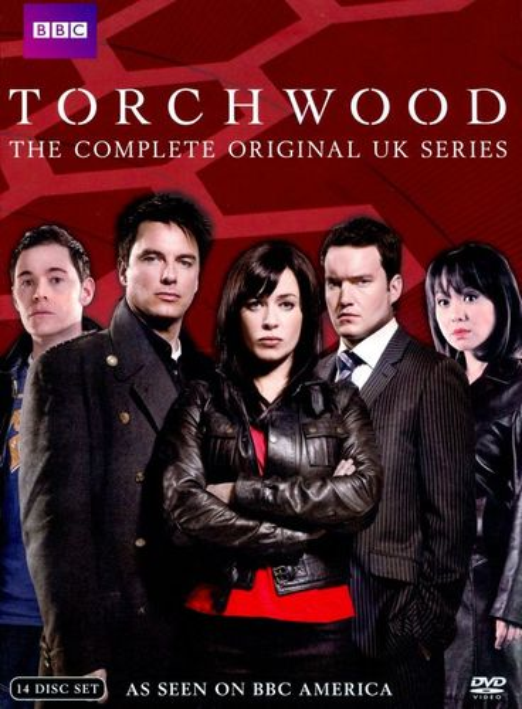 Torchwood: The Complete Original UK Series [14 Discs] [DVD] 19317283