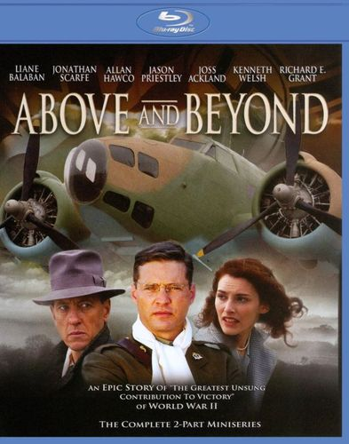 Above and Beyond [Blu-ray] [2006] 19334138