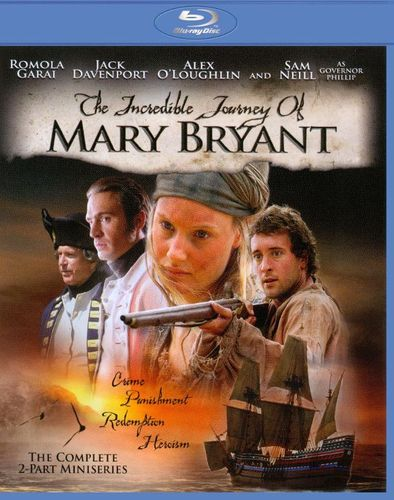 The Incredible Journey of Mary Bryant [Blu-ray] [2005] 19334226