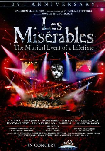 Les Miserables: 25th Anniversary [DVD] [2010] 1934227