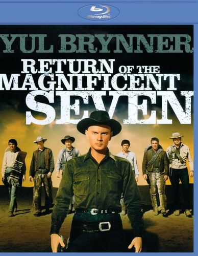 Return of Magnificent Seven [Blu-ray] [1966] 19342367