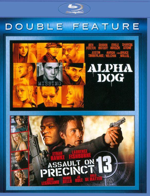 Alpha Dog/Assault on Precinct 13 [Blu-ray] 1934263