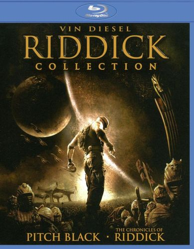 Riddick Blu-ray Collection [3 Discs] [Blu-ray] 1934272