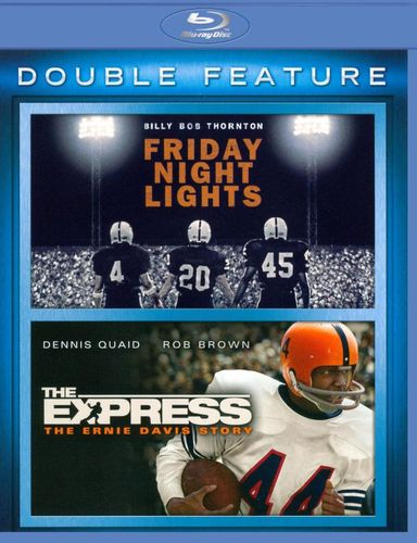 Friday Night Lights/The Express [2 Discs] [Blu-ray] 1934306