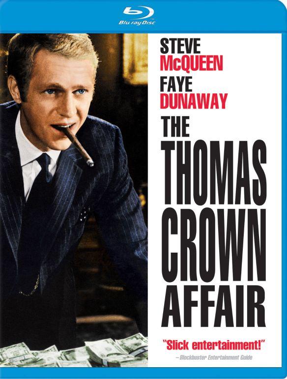 The Thomas Crown Affair [Blu-ray] [1968] 1935165