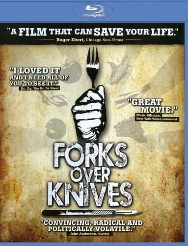 Forks Over Knives [Blu-ray] [2010] 19364562