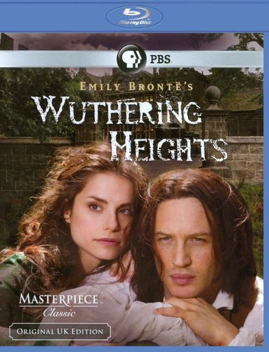Masterpiece: Wuthering Heights [Blu-ray] [1998] 19375243