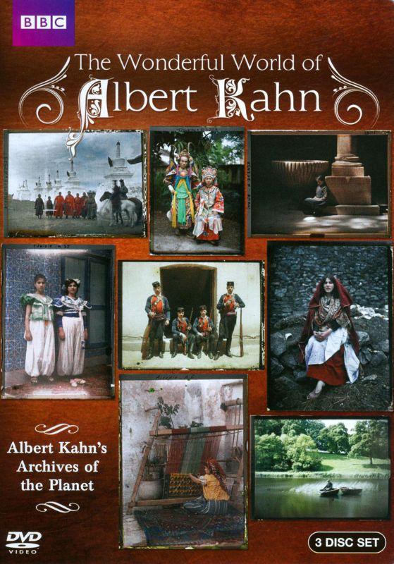 The Wonderful World of Albert Kahn: Archives of the Planet [3 Discs] [DVD] 19386821