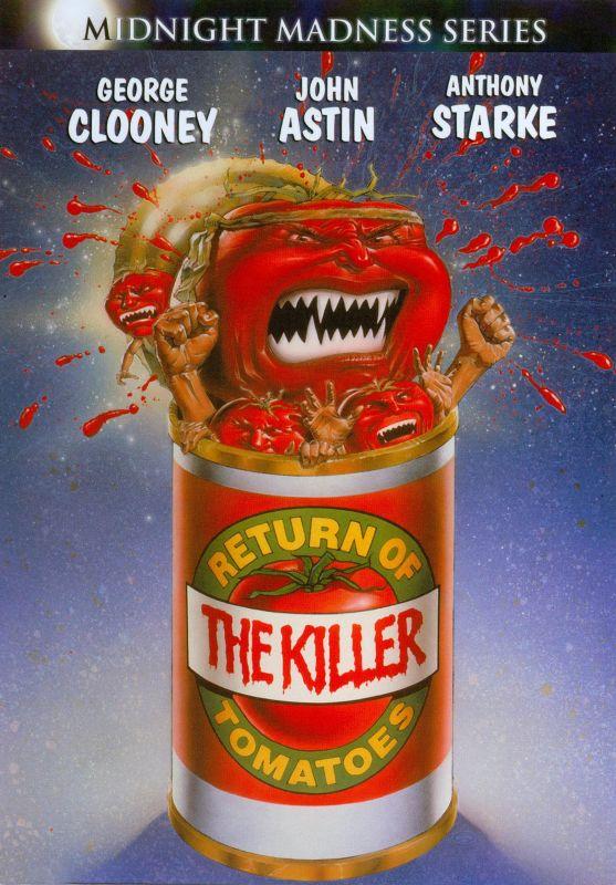 Return of the Killer Tomatoes [DVD] [1988] 19387453