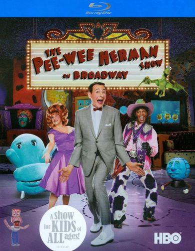 The Pee-Wee Herman Show on Broadway [Blu-ray] [2011] 19387657
