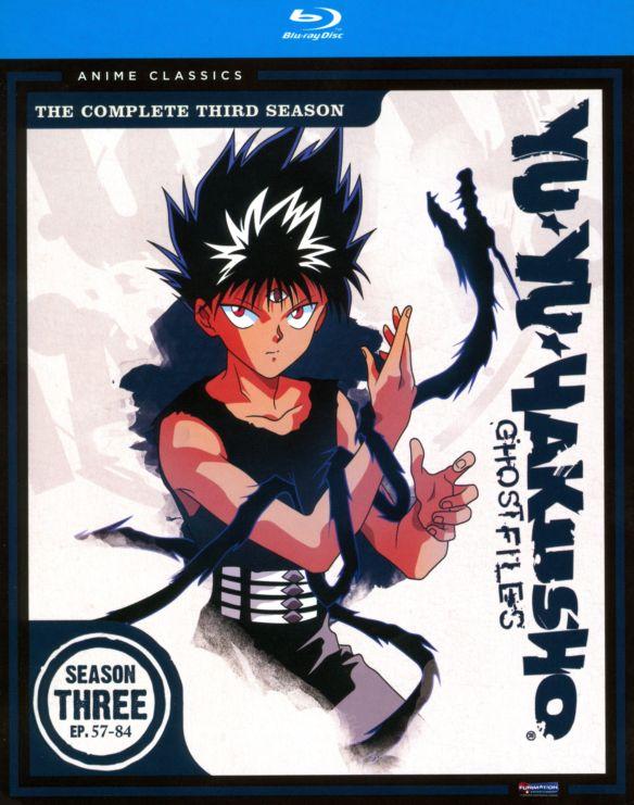 Yu Yu Hakusho: Season Three [3 Discs] [Blu-ray] 19387984