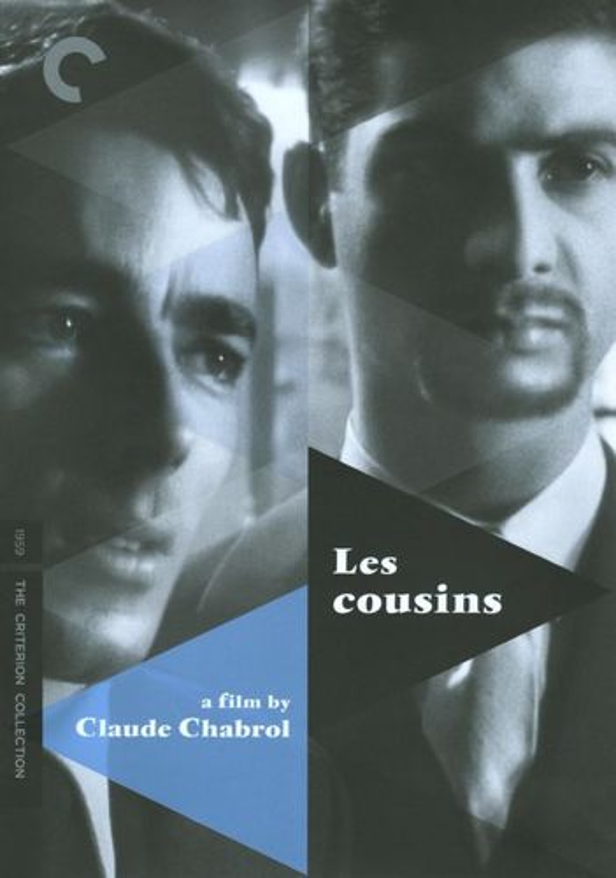 Les Cousins [Criterion Collection] [DVD] [1959] 19388461
