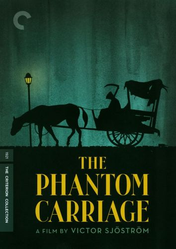 The Phantom Carriage [Criterion Collection] [DVD] [1920] 19388559