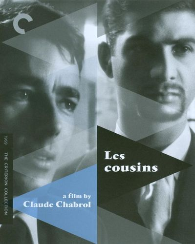 Les Cousins [Criterion Collection] [Blu-ray] [1959] 19388747