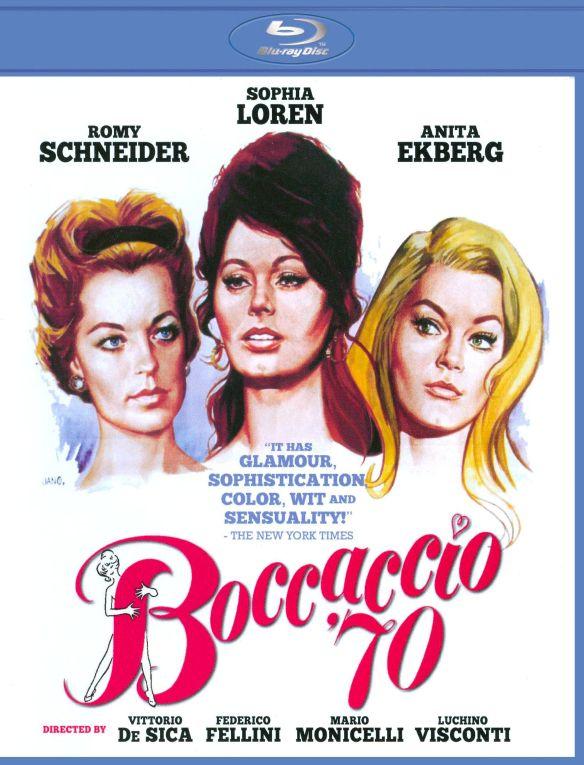 Boccaccio '70 [Special Edition] [Blu-ray] [1962] 19393915