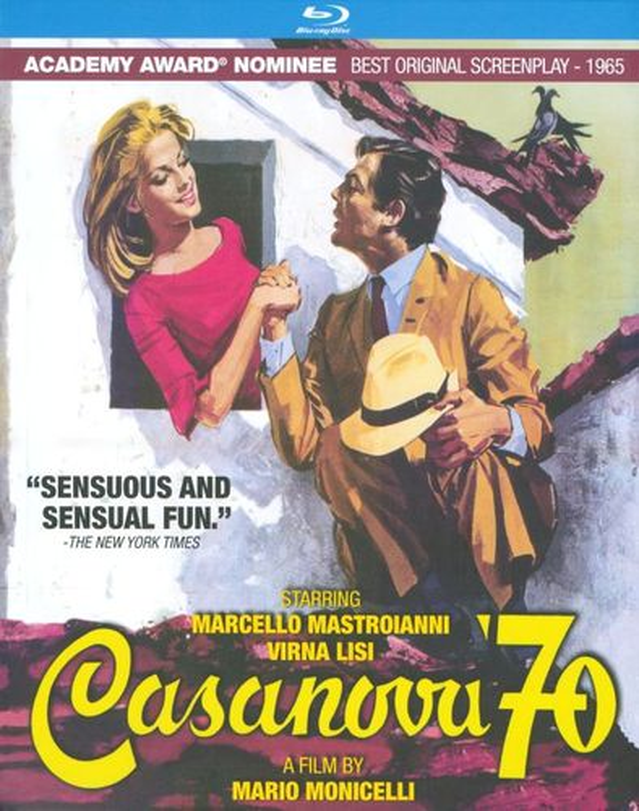 Casanova '70 [Blu-ray] [1965] 19393942