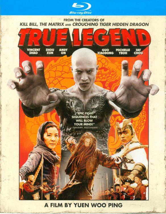 True Legend [Blu-ray] [2010] 19395234