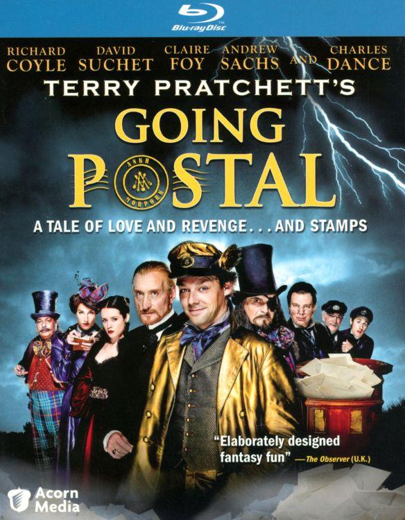 Going Postal [Blu-ray] [2010] 19398443