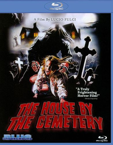 The House by the Cemetery [Blu-ray] [1981] 19408414