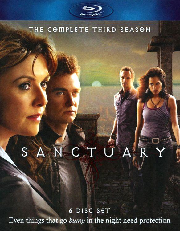 Sanctuary: The Complete Third Season [6 Discs] [Blu-ray] 19408618