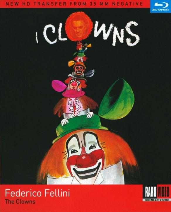 The Clowns [Blu-ray] [1970] 19408763