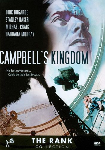 Campbell's Kingdom [DVD] [1957] 19408809