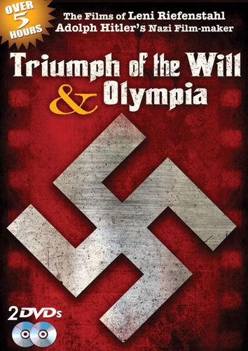 Triumph of the Will/Olympia [2 Discs] [DVD] 19426438