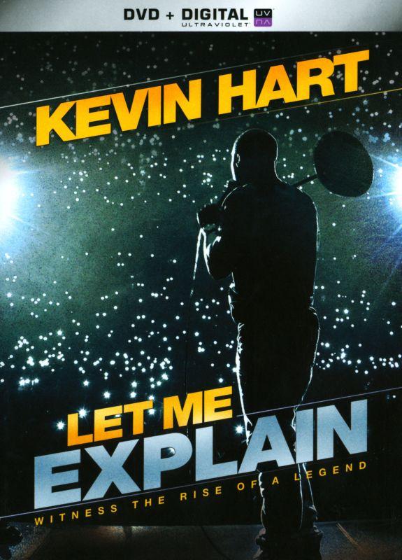Kevin Hart: Let Me Explain [Includes Digital Copy] [UltraViolet] [DVD] [2013] 1943007