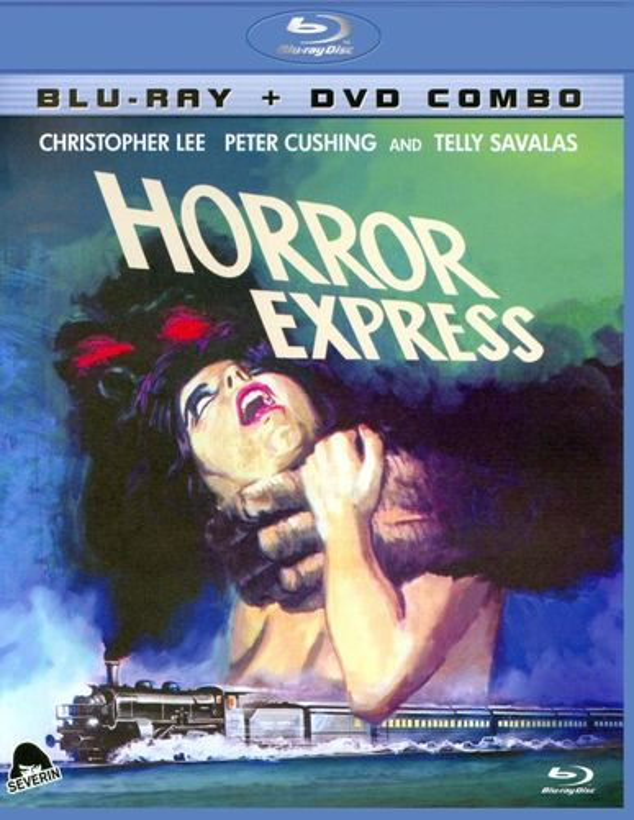 Horror Express [2 Discs] [Blu-ray/DVD] [1972] 19433914