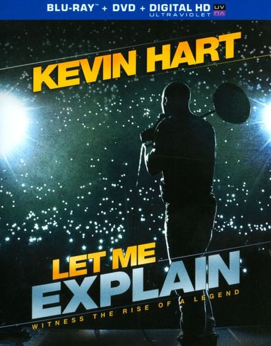 Kevin Hart: Let Me Explain [2 Discs] [Includes Digital Copy] [UltraViolet] [Blu-ray/DVD] [2013] 1944006