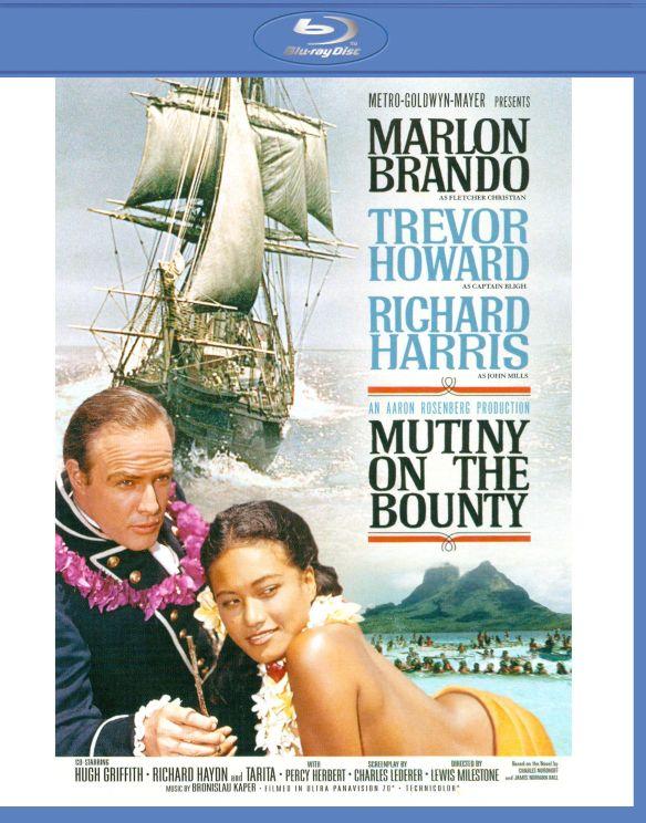 Mutiny on the Bounty [Blu-ray] [1962] 19445963