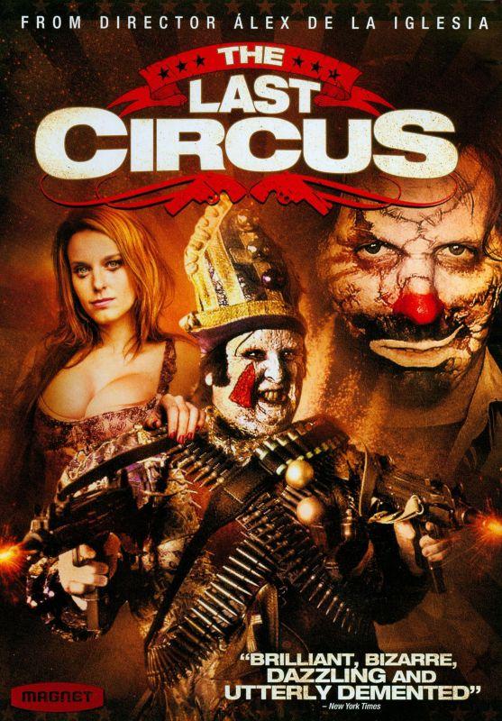 The Last Circus [DVD] [2010] 19447158