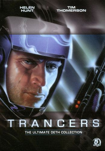 Trancers: The Ultimate Deth Collection [5 Discs] [DVD] 19448209