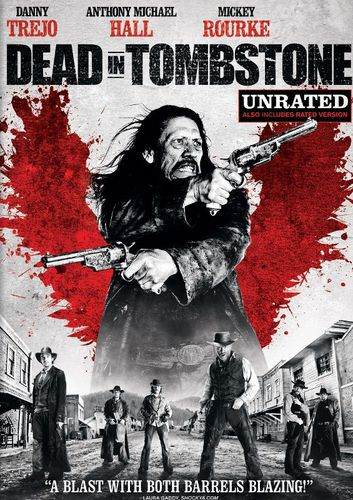 Dead in Tombstone [Unrated] [DVD] [2012] 1945032