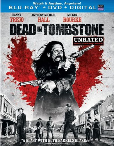 Dead in Tombstone [Unrated] [2 Discs] [Blu-ray/DVD] [2012] 1945041