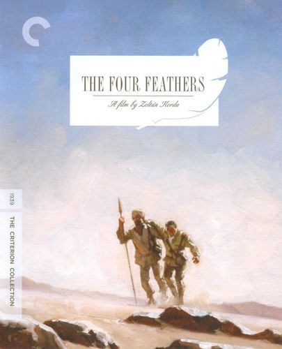 The Four Feathers [Criterion Collection] [Blu-ray] [1939] 19451728