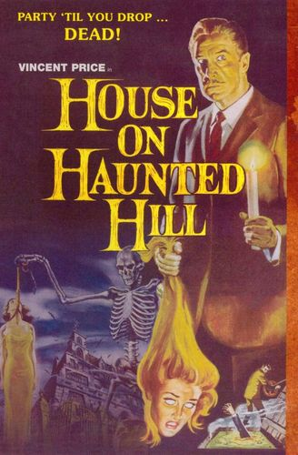 House on Haunted Hill [DVD] [1958] 19471051